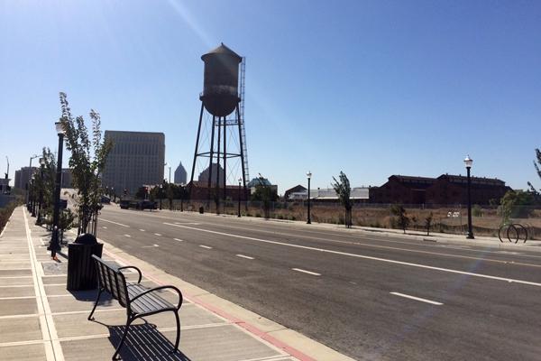Sacramento Railyards Financing Plan and Impact Analysis