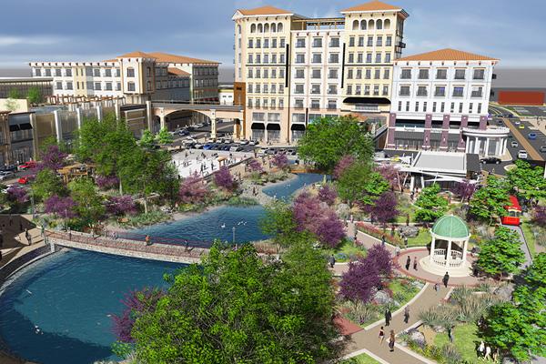 Winrock Mall Redevelopment Feasibility Study