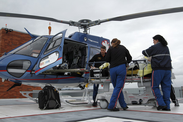 U.S. Rotary Wing Air Medical Transport Industry Economic Benefit Study