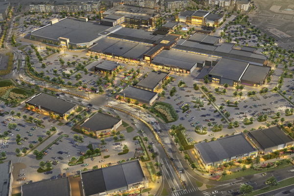 Foothills Mall and Midtown Corridor Redevelopment